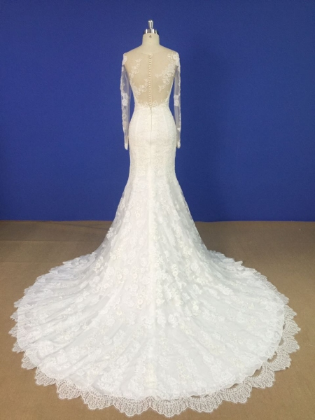 Vestido de novia Penélope de Innovias