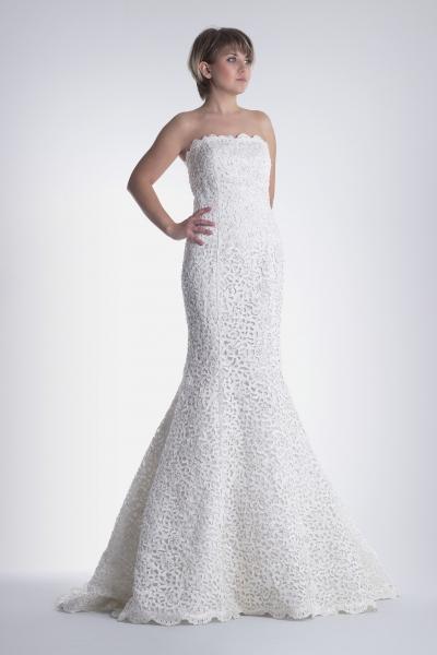 Vestido de novia Cósima de Innovias