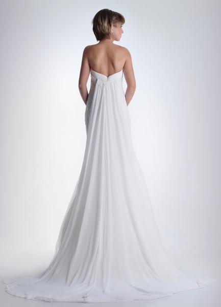 Vestido de novia Catrina de Innovias