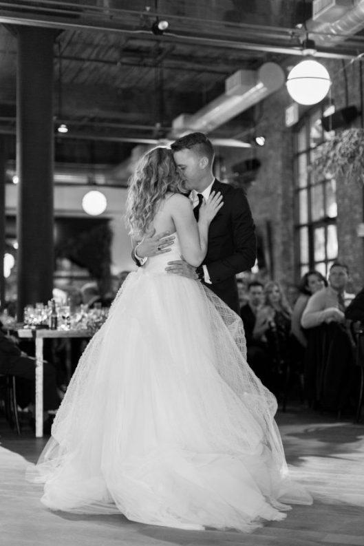 Baile de novios. Foto: Adam Barnes Fine Art Photography