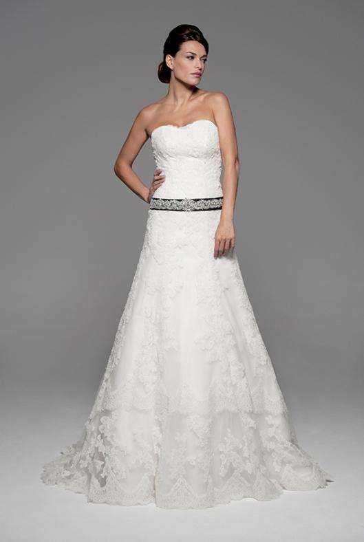 Vestido de novia Amira de Innovias
