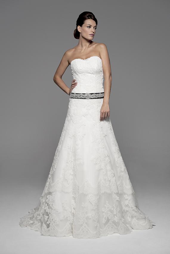 618768a1 Vestidos de novia 'Corte Imperio' | Innovias