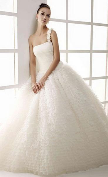 Vestido de novia Anjana de Innovias