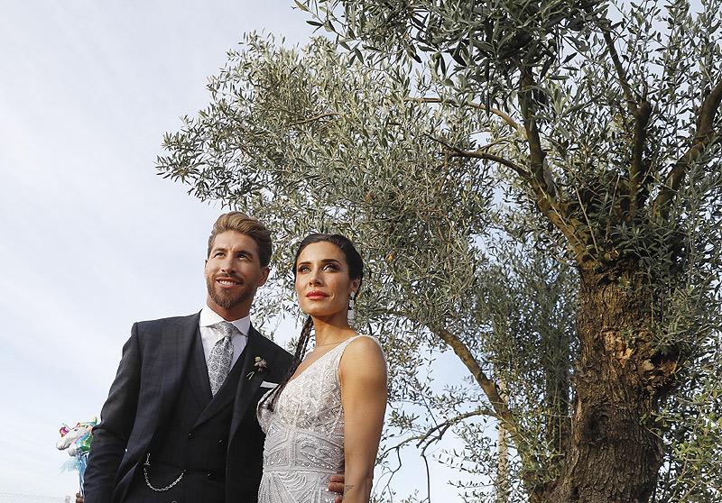 """La boda de Pilar Rubio y Sergio Ramos: ¡todos los detalles de su """"sí, quiero"""" y mucho más!"""