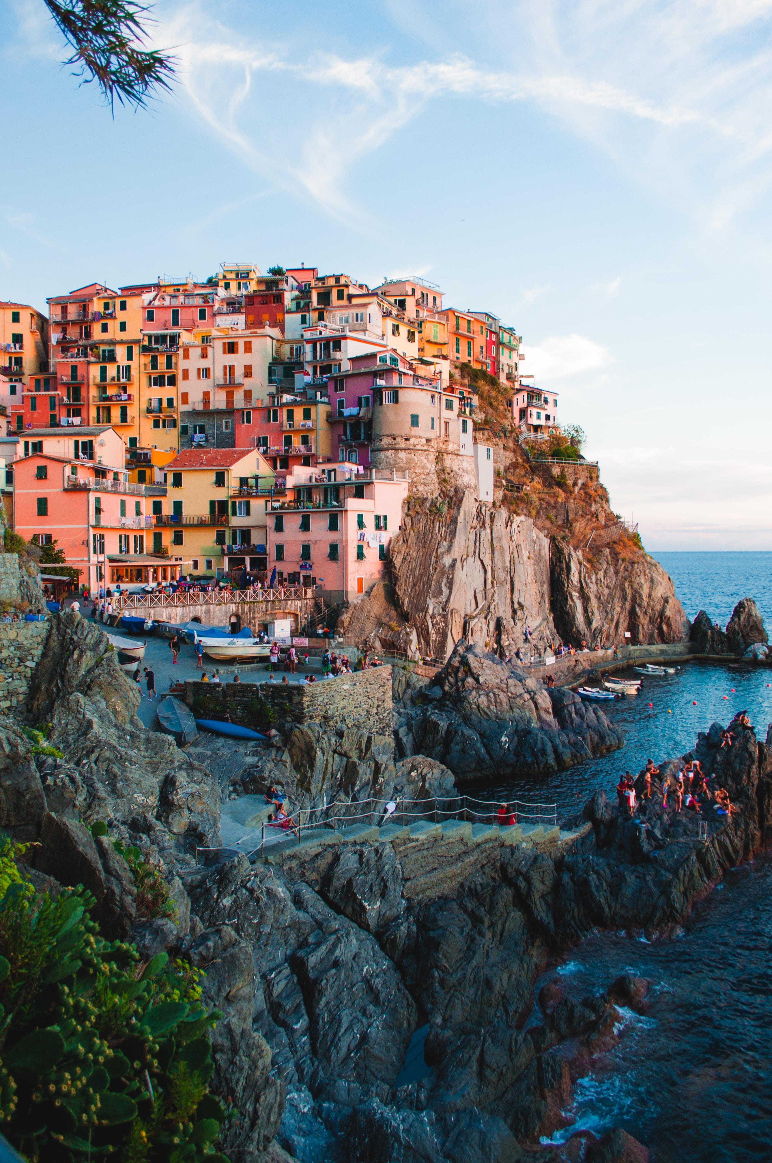 Pueblo italiano para conocer en la luna de miel. Foto: Jack Ward