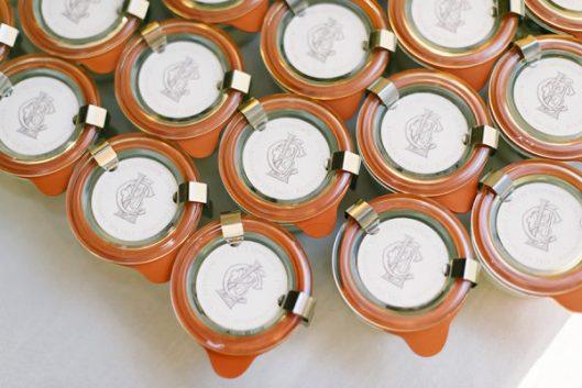 Tarritos de conserva. Foto: Leslee Mitchell