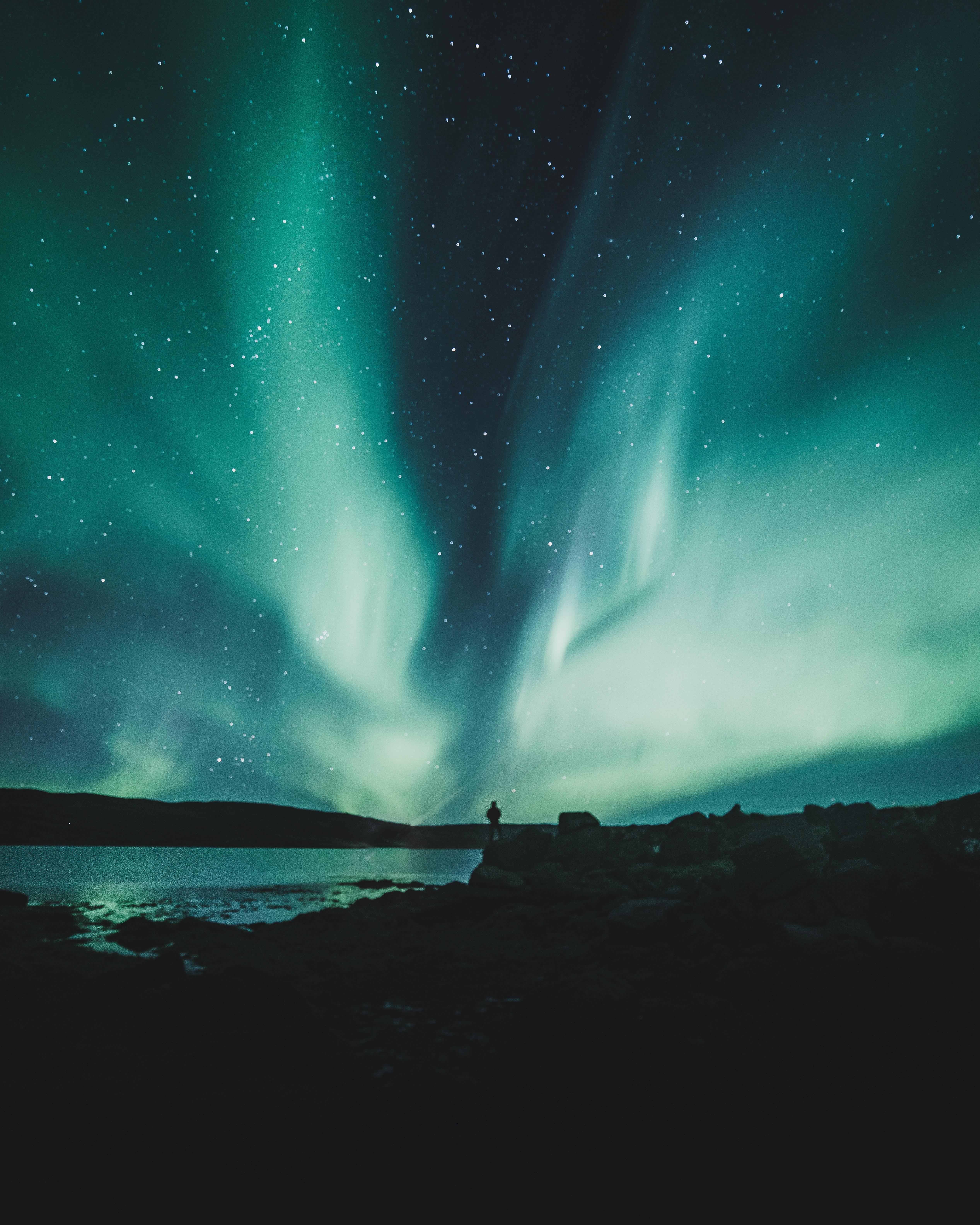 Islandia durante la Osa Polar. Foto: Luke Stackpoole