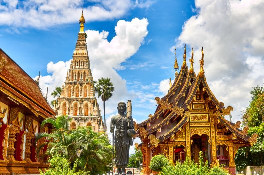 Estampa tailandesa. Foto: Mathew Schwartz