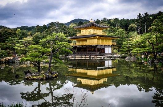 Luna de miel en Japón. Foto: Oskar Vertetics