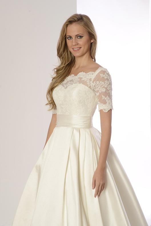 Vestido de novia Priscila de Innovias
